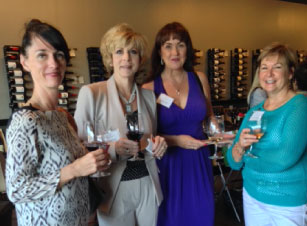 Women Business Owners after hours
